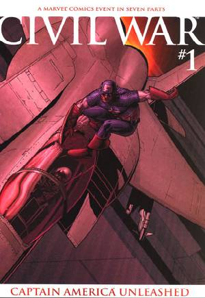 Civil War (2006-2007) #1F