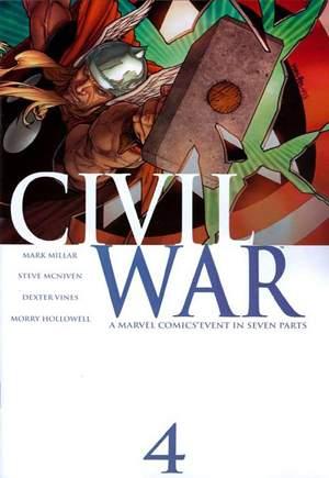 Civil War (2006-2007)#4A