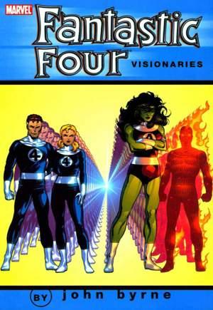 Fantastic Four Visionaries: John Byrne#TP Vol 6