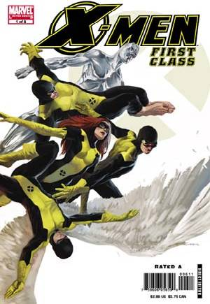 X-Men: First Class (2006-2007) #1A