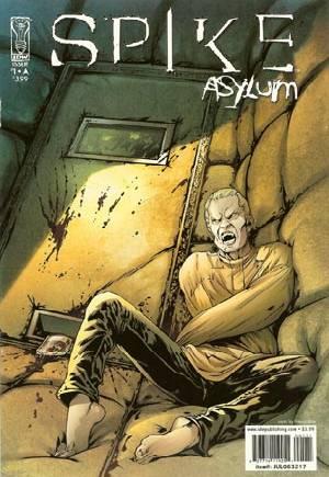 Spike: Asylum#1A