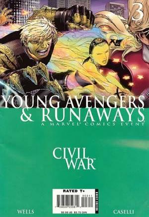 Civil War: Young Avengers & Runaways#3B