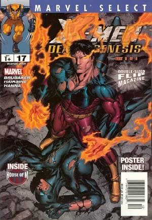 Marvel Select Flip Magazine#17
