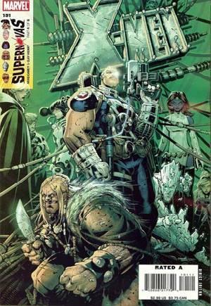 X-Men (1991-2001, 2004-2008)#191