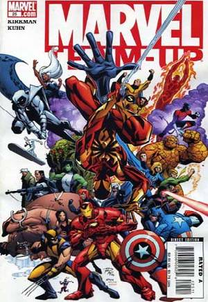 Marvel Team-Up (2005-2006) #25