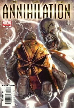 Annihilation (2006-2007)#3