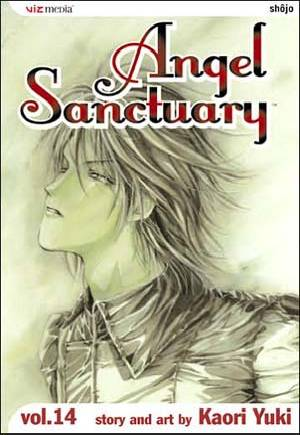 Angel Sanctuary (2004-2007)#GN Vol 14