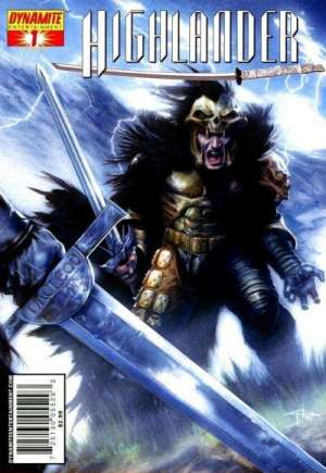 Highlander (2006-2007)#1C