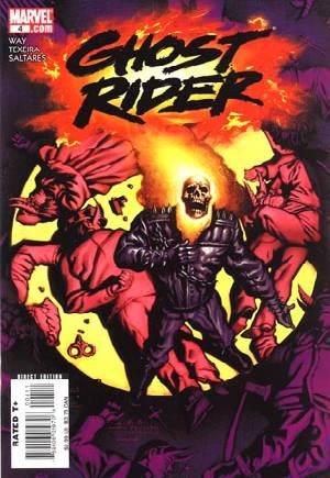 Ghost Rider (2006-2009)#4B