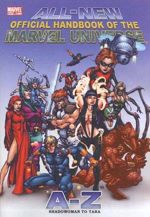 All-New Official Handbook of the Marvel Universe A to Z (2006-2007)#10