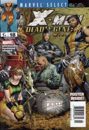 Marvel Select Flip Magazine#18