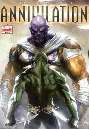 Annihilation (2006-2007)#4
