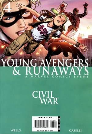 Civil War: Young Avengers & Runaways#4