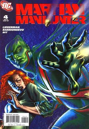Martian Manhunter (2006-2007) #4