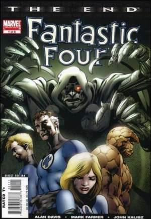 Fantastic Four: The End #1A