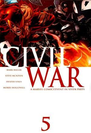 Civil War (2006-2007)#5A