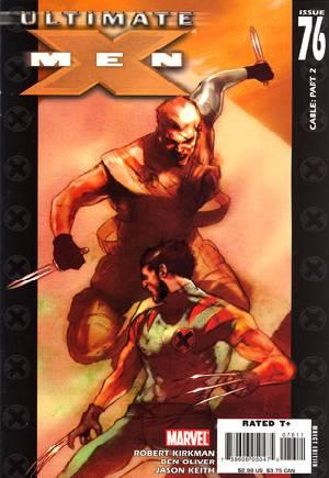 Ultimate X-Men (2001-2009)#76