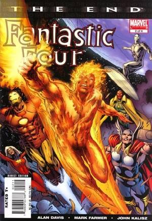 Fantastic Four: The End#2