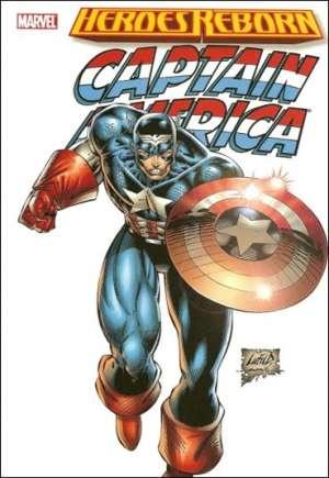 Captain America (1996-1997)#TP