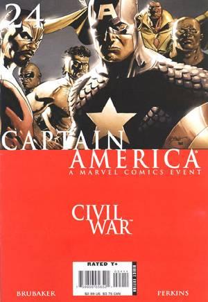 Captain America (2005-2011)#24