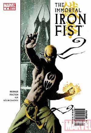 Immortal Iron Fist (2007-2009)#1A
