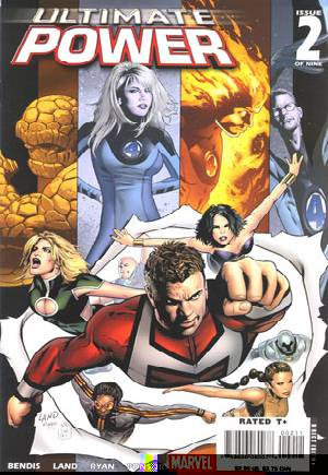 Ultimate Power (2006-2008)#2