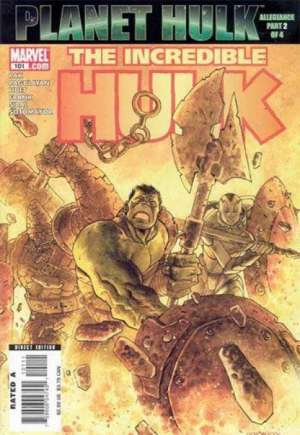 Incredible Hulk (2000-2008) #101
