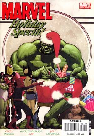 Marvel Holiday Special (1991-Present) #2006
