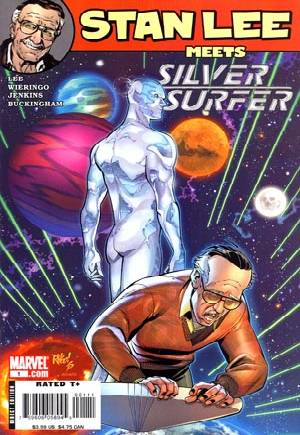 Stan Lee Meets Silver Surfer (2007) #1