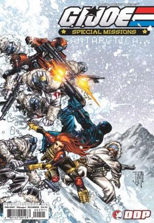 G.I. Joe Special Missions: Antarctica#1
