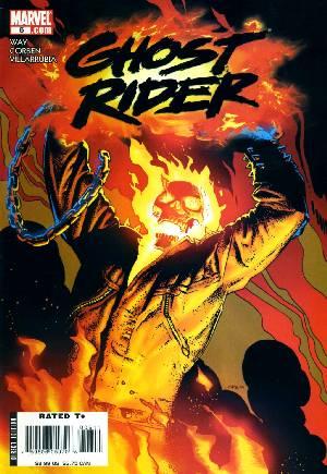 Ghost Rider (2006-2009)#6B