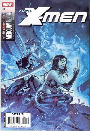 New X-Men (2006-2008)#33
