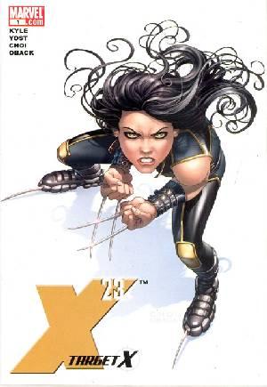 X-23: Target X (2007)#1A