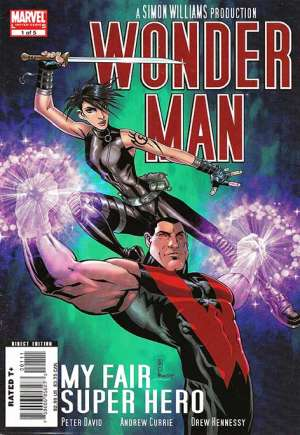 Wonder Man (2007)#1
