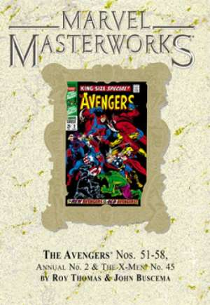 Marvel Masterworks: The Avengers (2003-Present)#HC Vol 6B