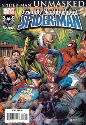 Friendly Neighborhood Spider-Man (2005-2007)#15B