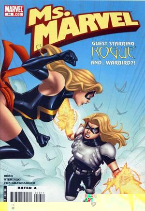 Ms. Marvel (2006-2010)#10