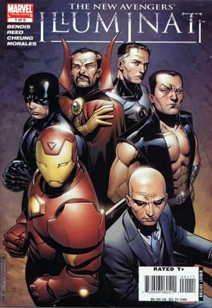 New Avengers: Illuminati (2007-2008)#1A