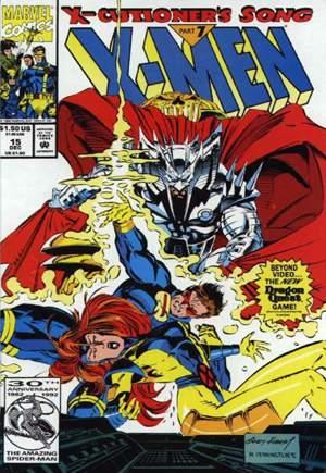 X-Men (1991-2001, 2004-2008)#15C