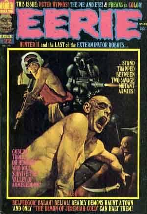 Eerie (1966-1983)#72