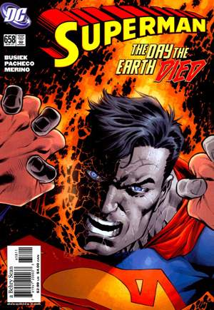 Superman (1939-1986, 2006-2011)#658