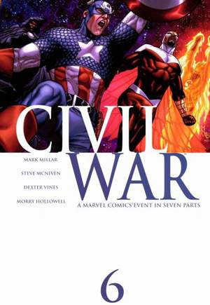 Civil War (2006-2007) #6A