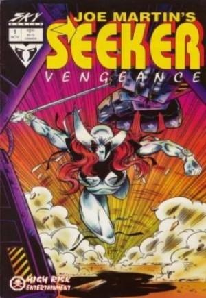 Seeker: Vengeance#1