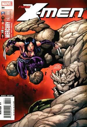 New X-Men (2006-2008)#34