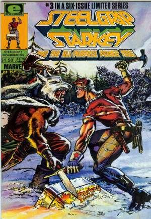 Steelgrip Starkey (1986-1987)#3
