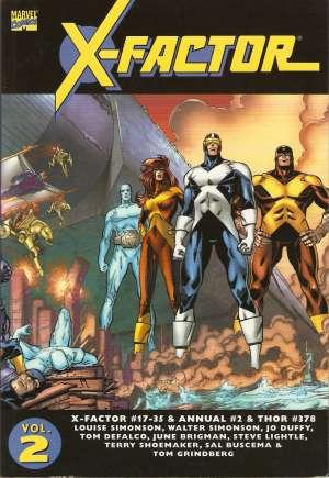 Essential X-Factor (2005-Present)#TP Vol 2