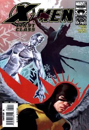 X-Men: First Class (2006-2007)#5B