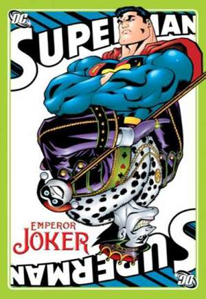 Superman: Emperor Joker#SCA