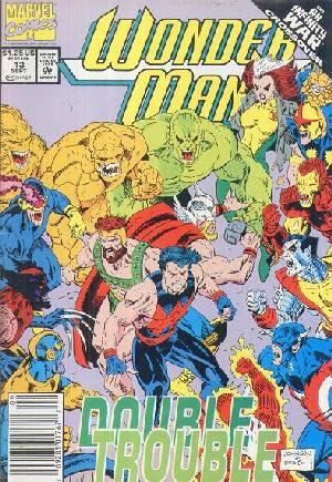 Wonder Man (1991-1994)#13A
