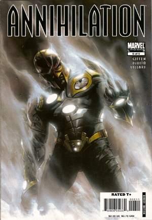 Annihilation (2006-2007)#6